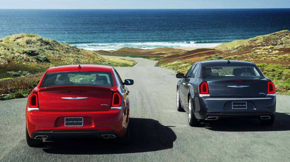 2016 Chrysler 300 near Knoxville at Farris Motor Company