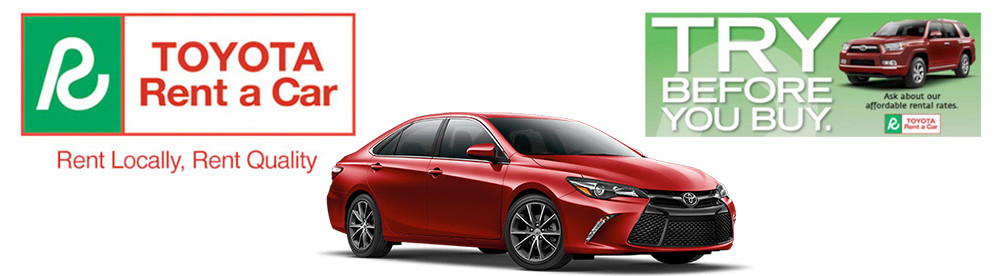 Rent a Toyota at Piercey Toyota in Milpitas