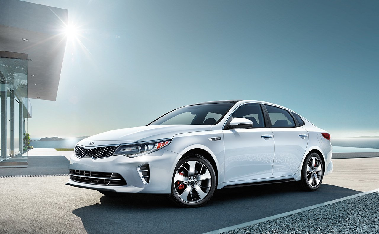 Finance the 2016 Kia Optima near Tacoma at Kia of Puyallup