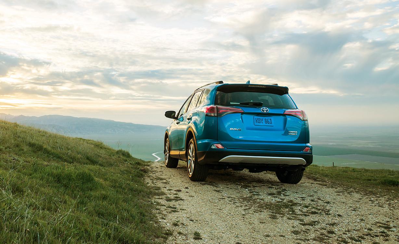 2016 Toyota RAV4 Hybrid for Sale near Spokane at Toyota of Moses Lake