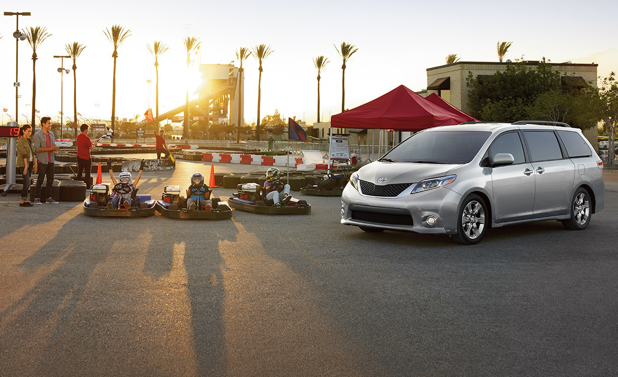 2016 Toyota Sienna for Sale near Spokane at Toyota of Moses Lake