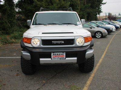 Used Toyota FJ Cruiser for Sale near Lynnwood at Magic Toyota