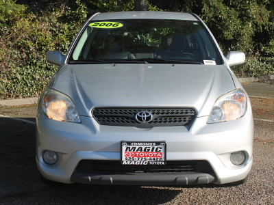 Used Toyota Matrix for Sale near Lynnwood at Magic Toyota