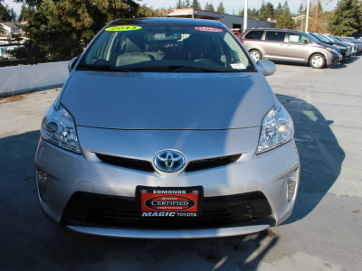 Used Toyota Prius for Sale near Lynnwood at Magic Toyota