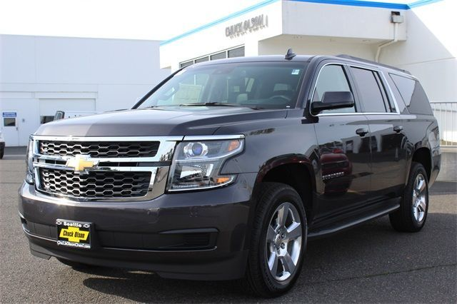 2016 Chevrolet Suburban near Everett at Chuck Olson Chevrolet