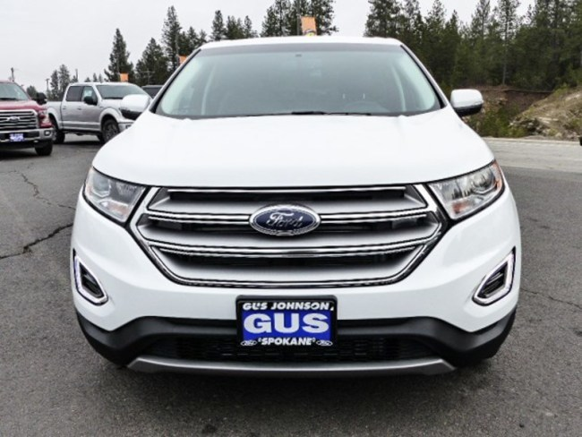 New 2016 Ford CUVs in Spokane at Gus Johnson Ford