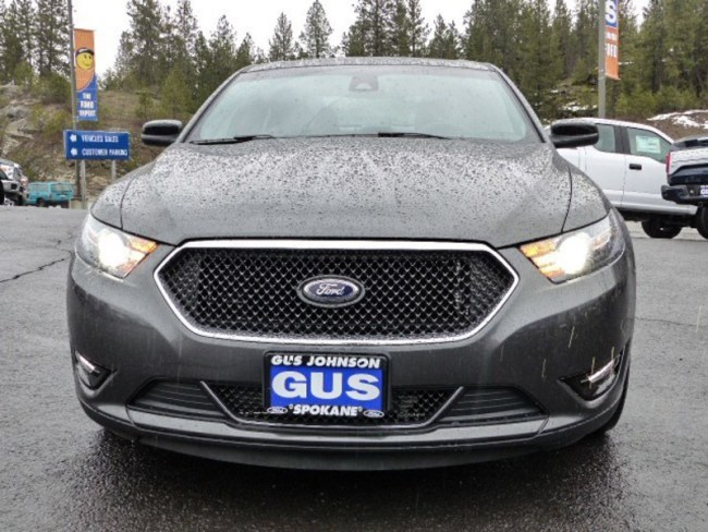 New 2016 Ford Taurus in Spokane at Gus Johnson Ford