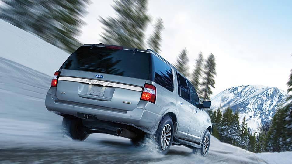New 2016 Ford Expedition EL in Spokane at Gus Johnson Ford