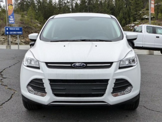 New 2016 Ford SUVs in Spokane at Gus Johnson Ford
