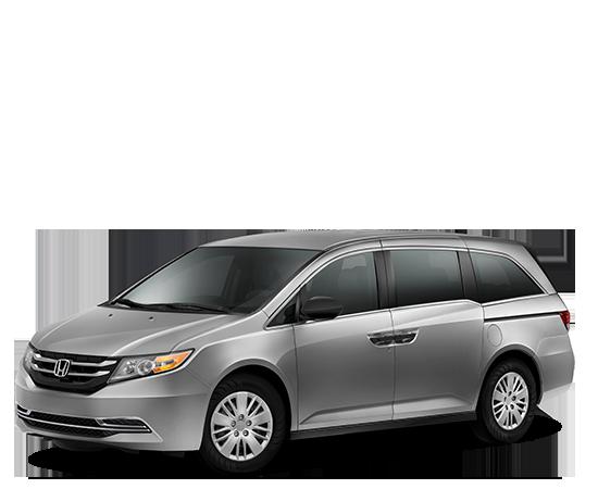 2016 Honda Odyssey Near Beaumont