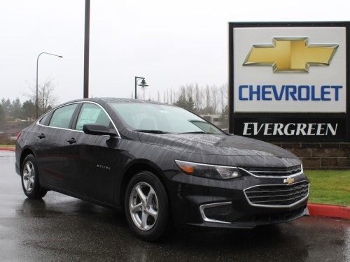 2016 Chevrolet Malibu for Sale near Bellevue at Evergreen Chevrolet
