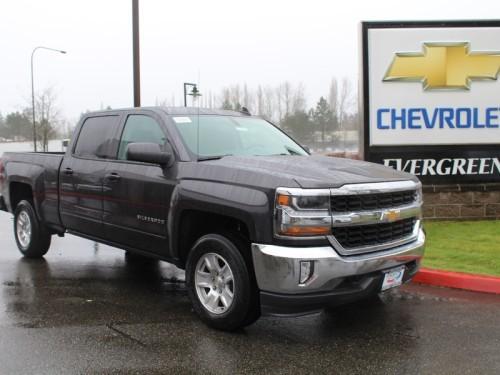 2016 Chevrolet Silverado 1500 for Sale near Bellevue at Evergreen Chevrolet