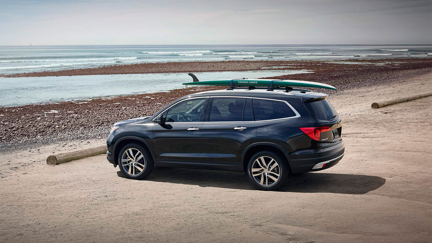 Financing the 2016 Honda Pilot in Reno at Michael Hohl Honda