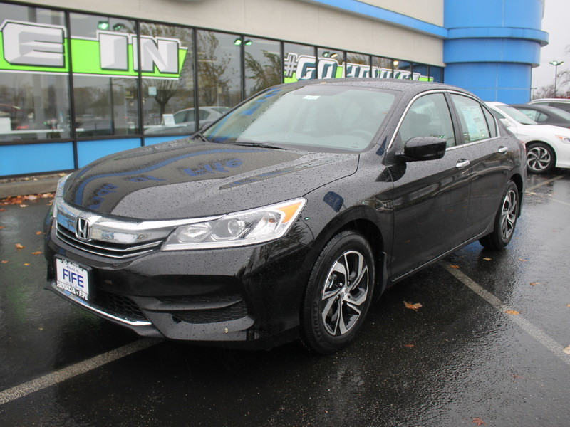 2016 Honda Accord for Sale near Tacoma at Honda of Fife