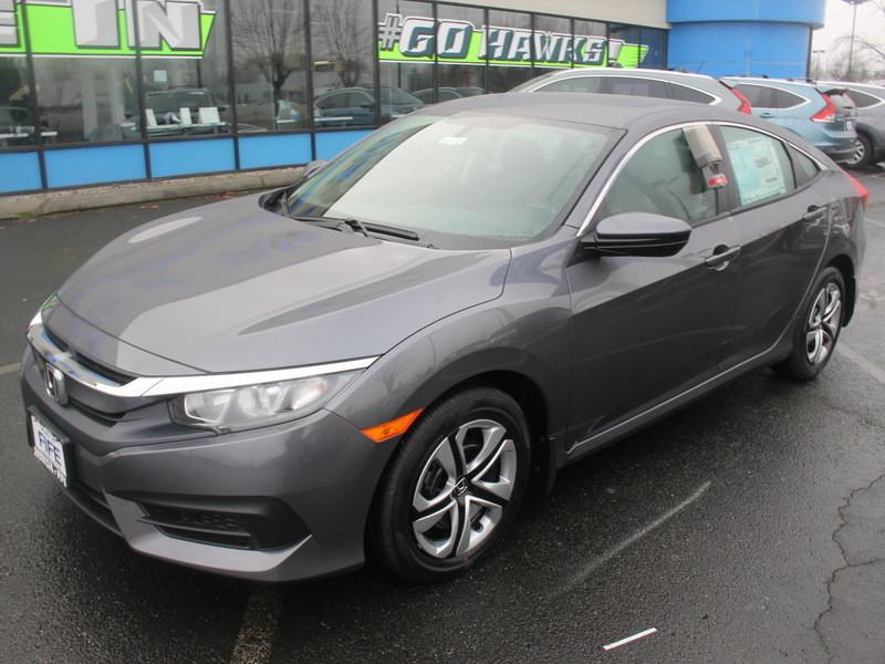 2016 Honda Civic for Sale near Tacoma at Honda of Fife