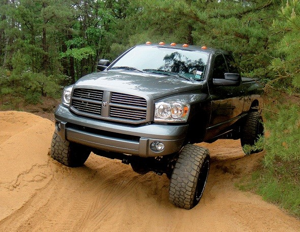 Lifted Dodge for Sale near Tacoma at Larson Chrysler Jeep Dodge Ram