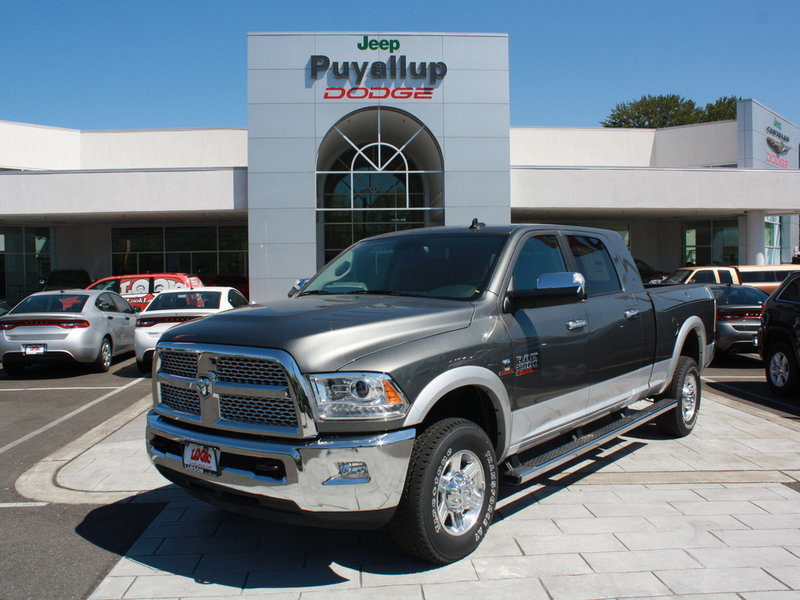 Lifted Trucks for Sale near Tacoma at Larson Chrysler Jeep Dodge Ram