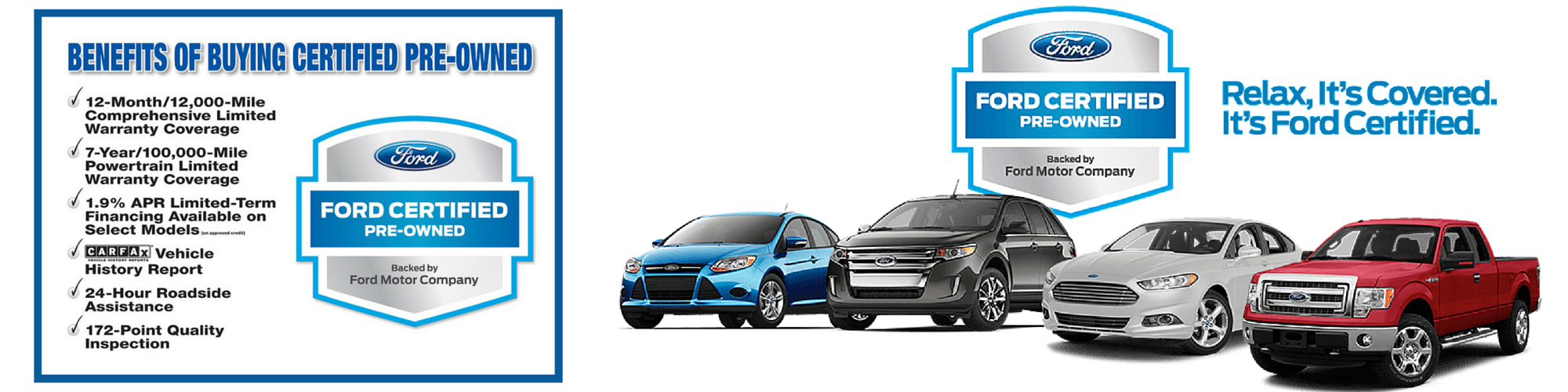 Ford Certified Pre Owned >> Used Car In Preston