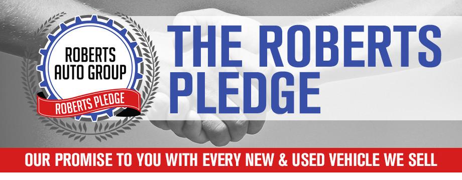 Roberts Pledge
