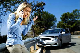 Schedule an Appointment at Mainline Autobody after an Accident
