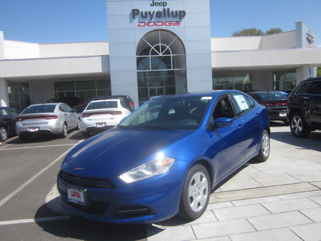 What Are the Trims of 2014 Dodge Dart near Seattle