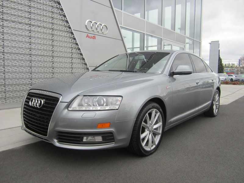 Finance a Pre-Owned Audi in Tacoma
