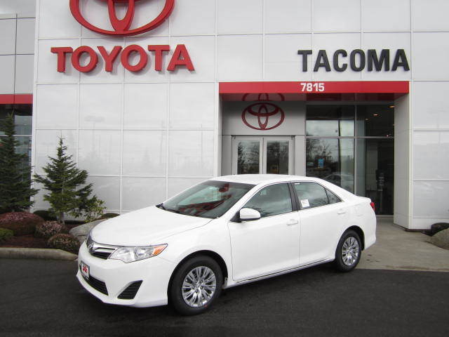 Toyota Camry Service near Lacey