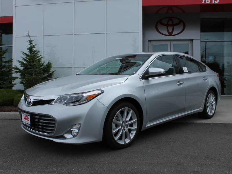 Toyota Avalon Service in Tacoma