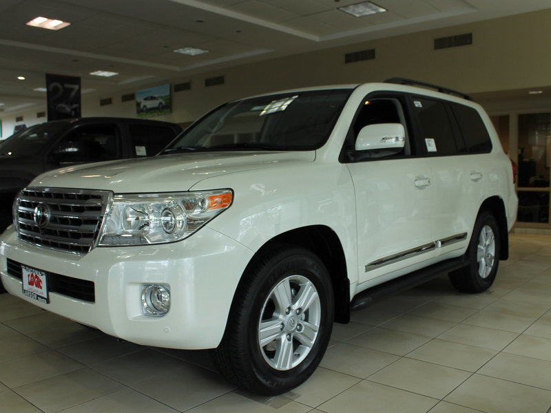 Toyota Land Cruiser Service in Tacoma
