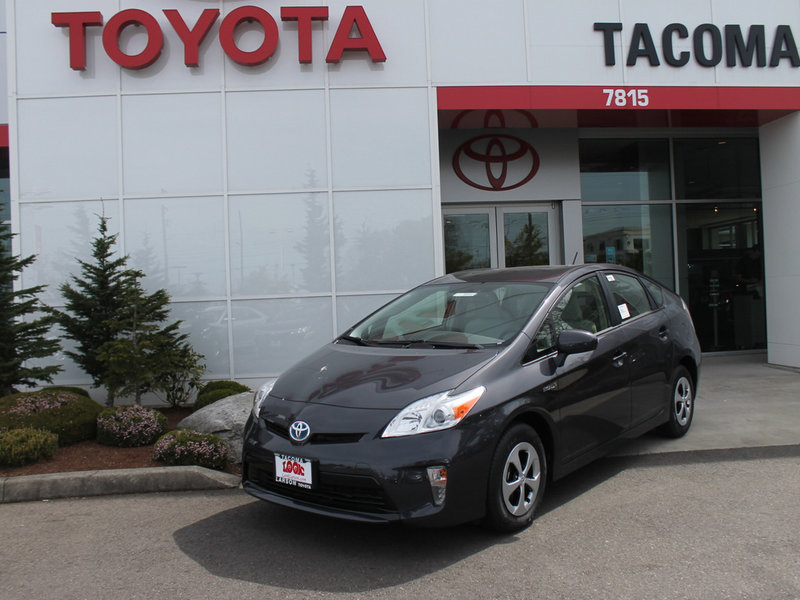 Toyota Prius Service near Lacey