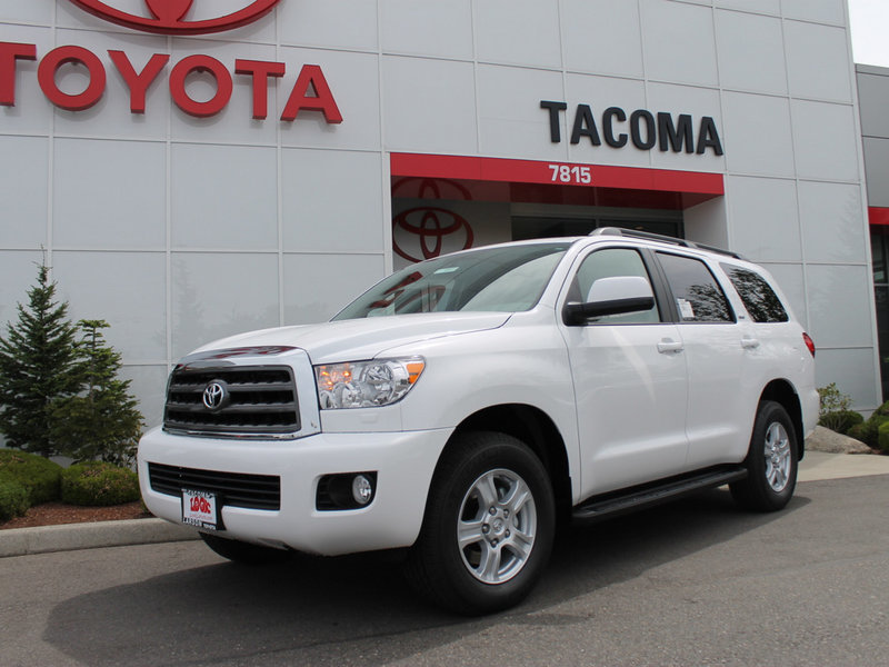 2014 Toyota Sequoia near Lacey
