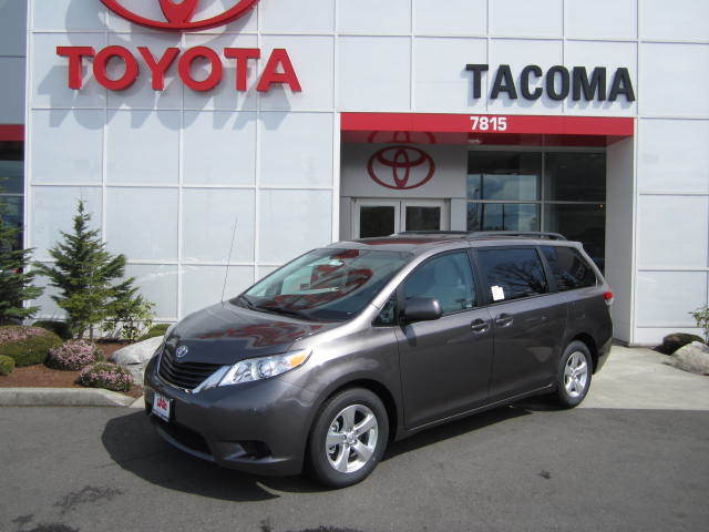 2014 Toyota Sienna for Sale near Fife