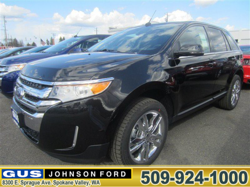 2014 Ford Edge for Sale near Liberty Lake, WA at Gus Johnson Ford