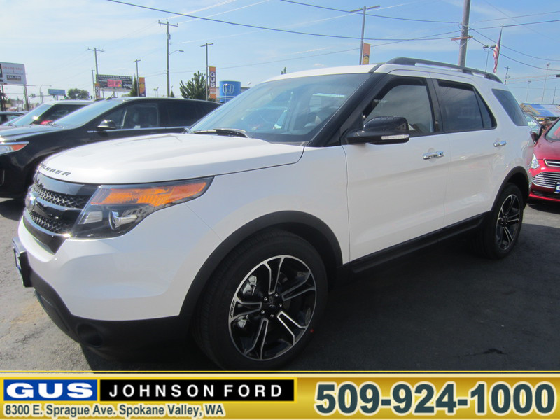 2014 Ford Explorer for Sale near Post Falls, ID at Gus Johnson Ford