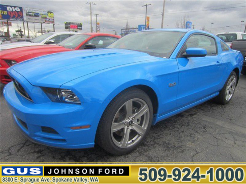 Ford Mustang for Sale in Spokane - Gus Johnson Ford