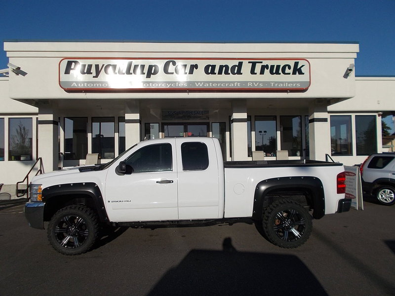 used chevrolet trucks for sale near tacoma puyallup car and truck. Black Bedroom Furniture Sets. Home Design Ideas