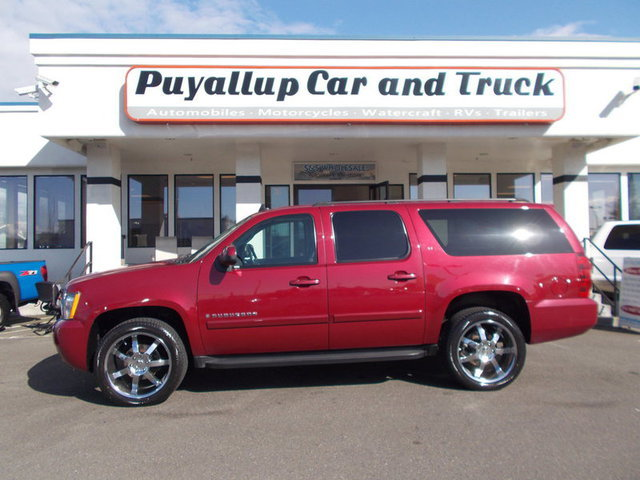 used chevrolet suburban for sale near fife puyallup car and truck. Black Bedroom Furniture Sets. Home Design Ideas