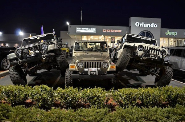 Central Florida Jeep Dealer - Orlando Dodge Chrysler Jeep Ram