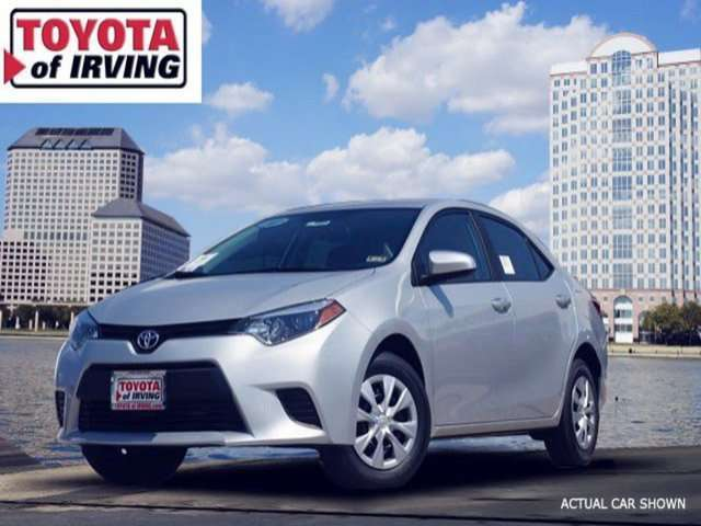 2014 Toyota Corolla for Sale near Valley Ranch