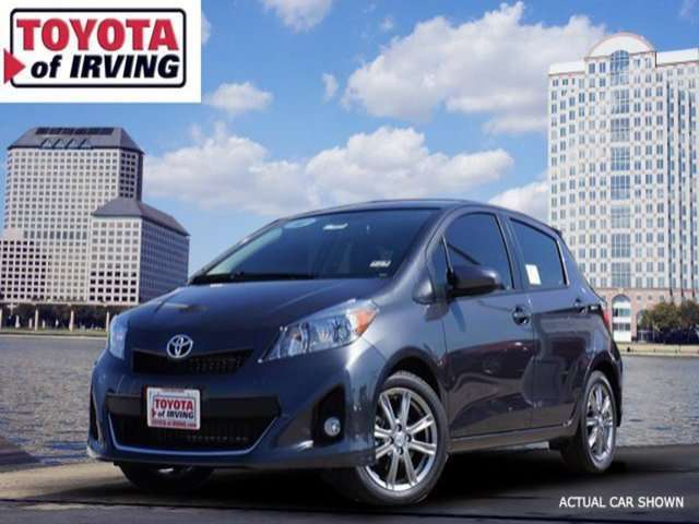 2014 Toyota Yaris for Sale in Irving