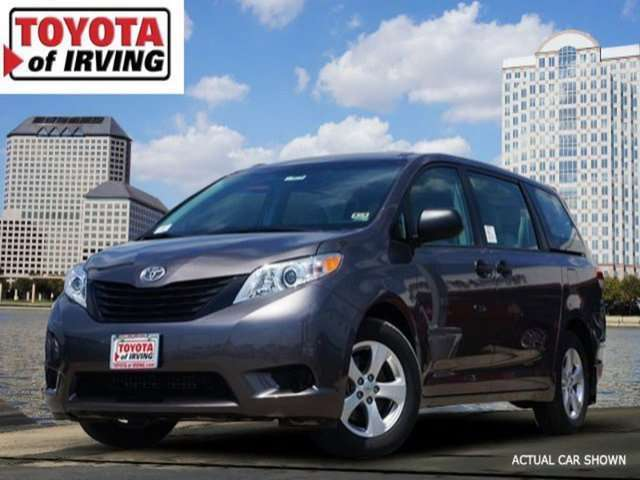 2013 Toyota Sienna for Sale in Irving