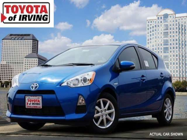 2013 Toyota Prius c for Sale in Irving