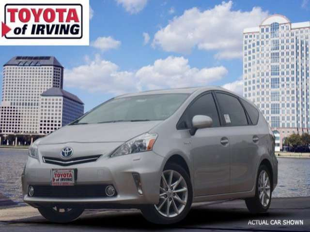 2014 Toyota Prius v for Sale in Irving