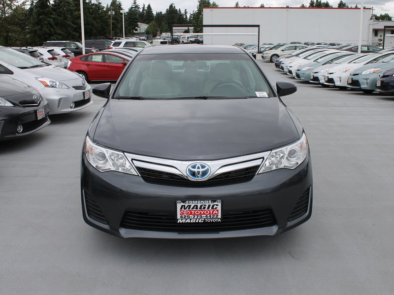 Toyota Hybrids for Sale in Edmonds