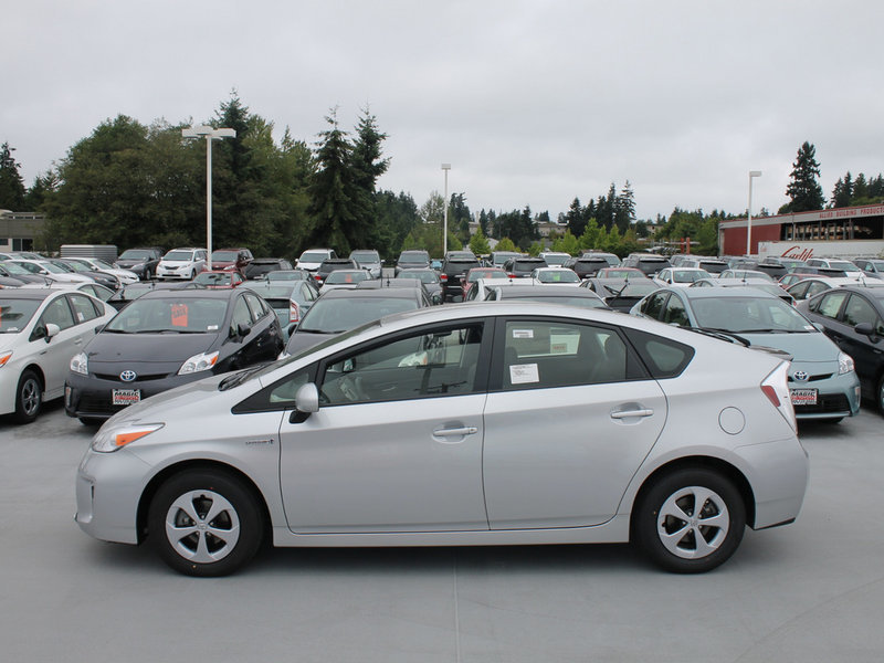 2014 Toyota Prius for Sale in Edmonds