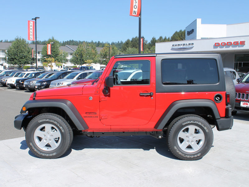 2014 Jeep Wrangler for Sale in Puyallup