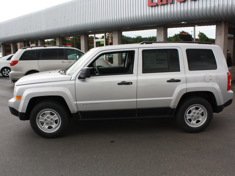 2014 Jeep Patriot for Sale near Fife