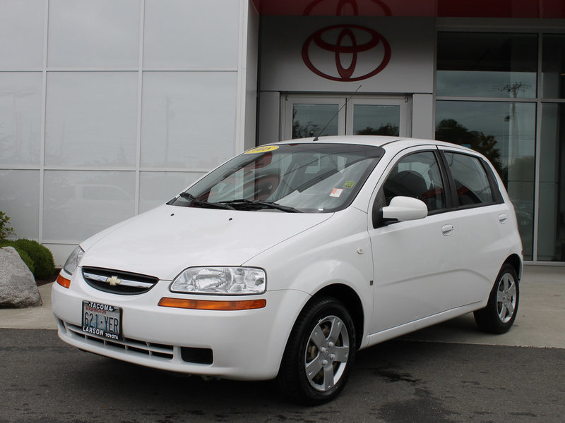 One-Owner Chevrolet for Sale in Puyallup - Puyallup Used Cars