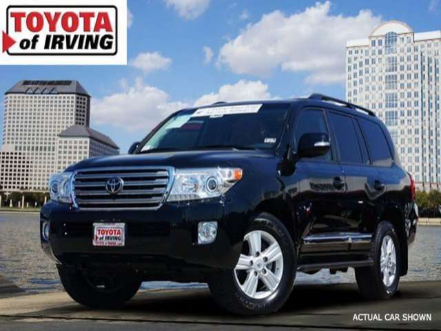 2013 Toyota Land Cruiser for Sale in Irving