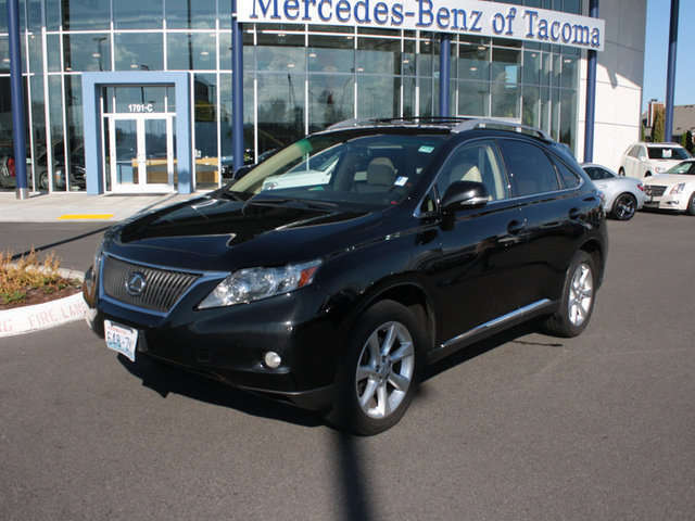 One-Owner Lexus for Sale in Puyallup